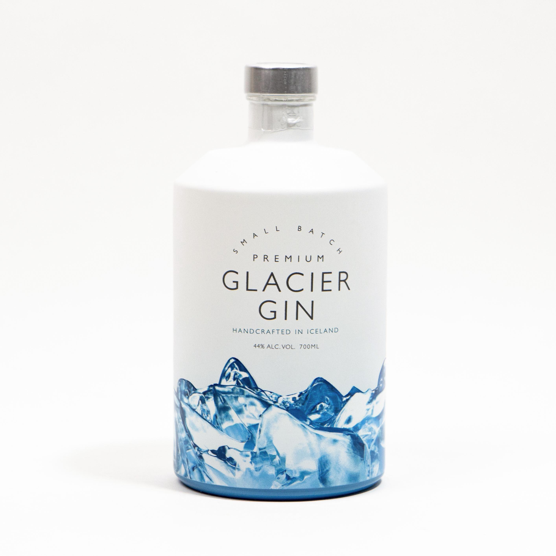 Glacier Gin, håndlavet på Island